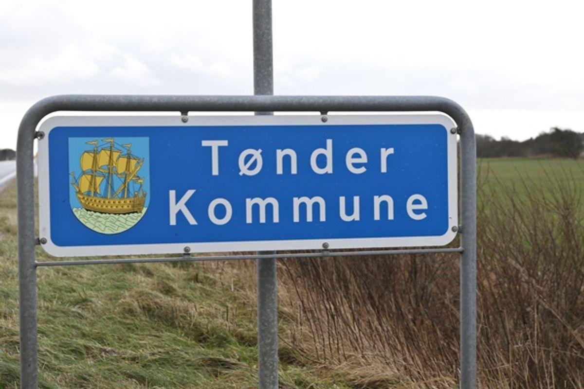 I Tønder Kommune er de kommunale p-pladser gratis.