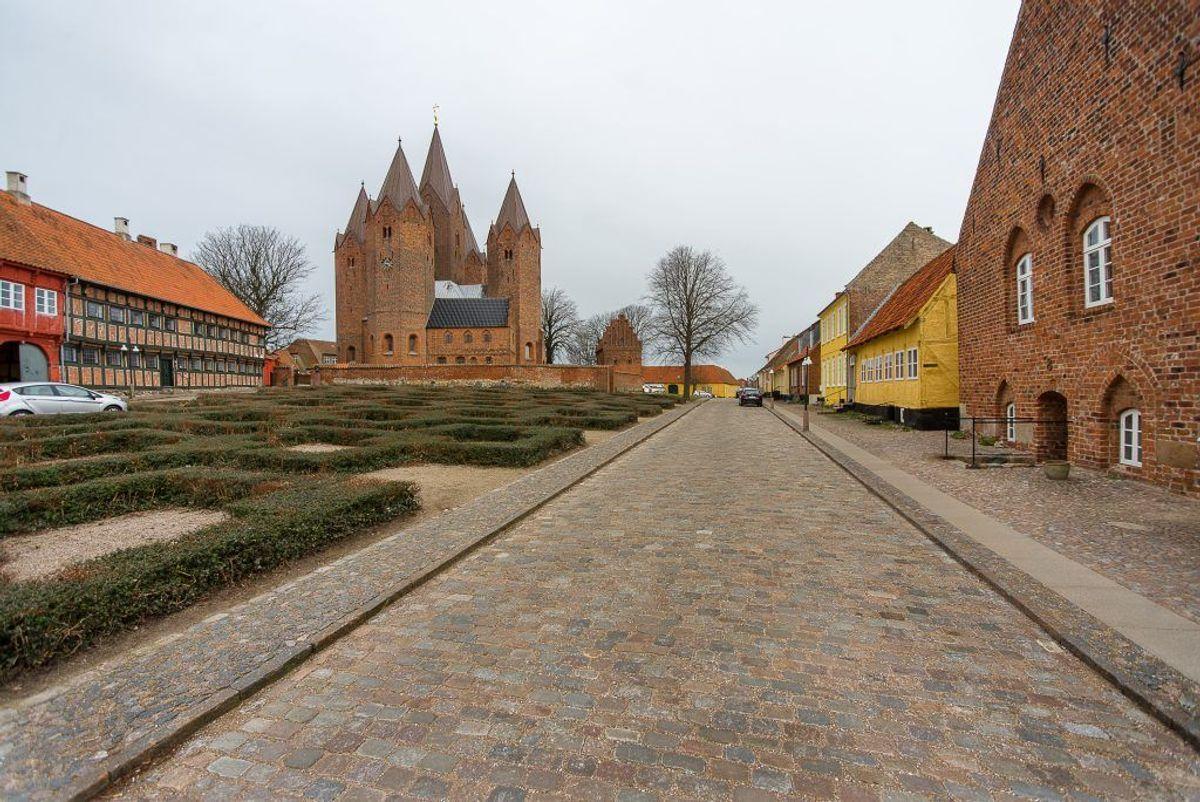 I Kalundborg er de kommunale p-pladser ligeledes gratis.