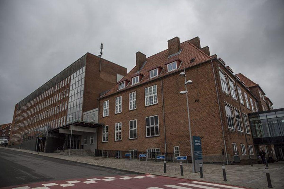 I Thisted Kommune betaler man heller ikke. Foto: René Lind Gammelmark