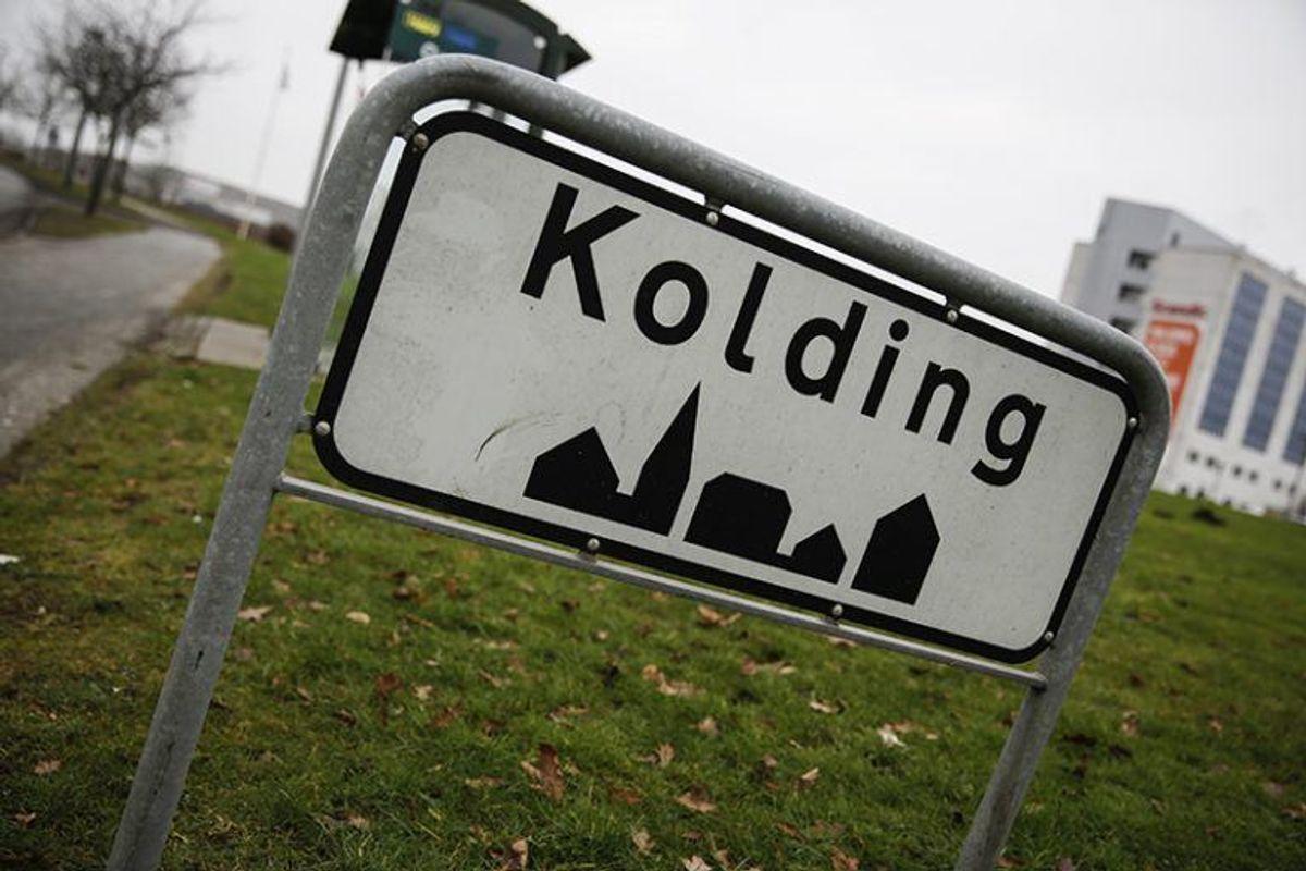 I Kolding er  255 p-pladser gratis i tre timer.