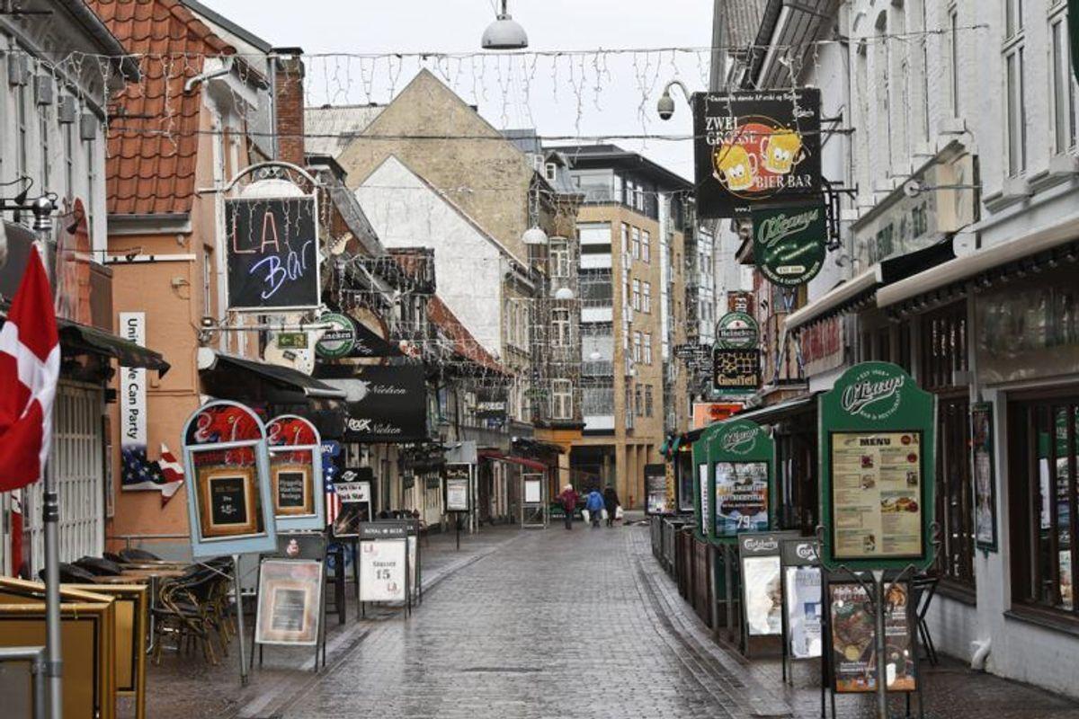 Aalborg: Steget med 2043 kroner per kvadratmeter. Kilde: Ritzau/Boligsiden.dk. Arkivfoto: René Lind Gammelmark