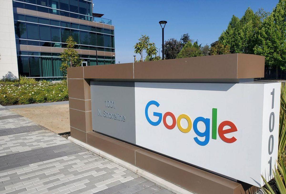 Google har optaget intetanende kunder. KLIK og se, hvordan. Foto: Dave Paresh/Scanpix.