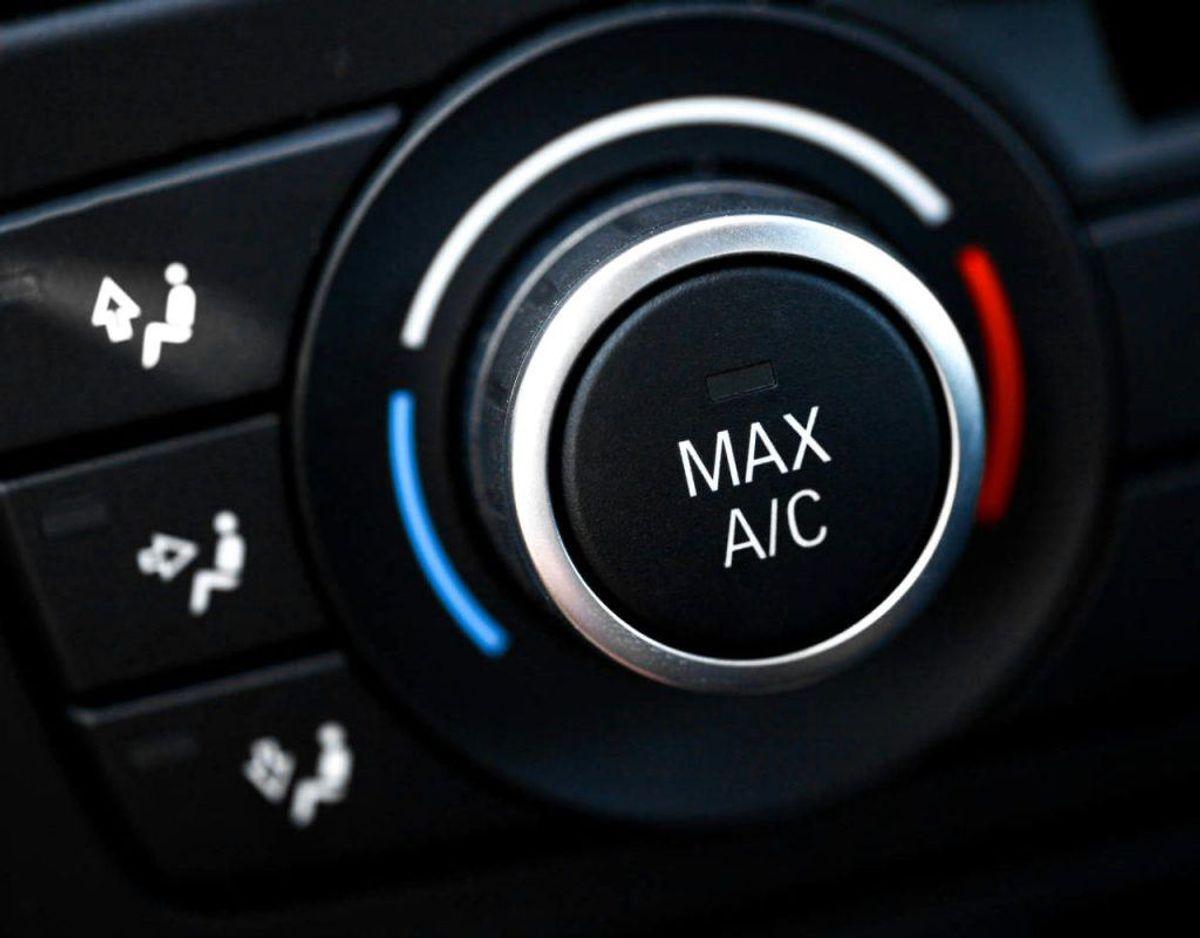 Det kan være ret dyrt at få rettet op på problemer med bilen aircondition. Klik videre for flere billeder. Foto: Scanpix