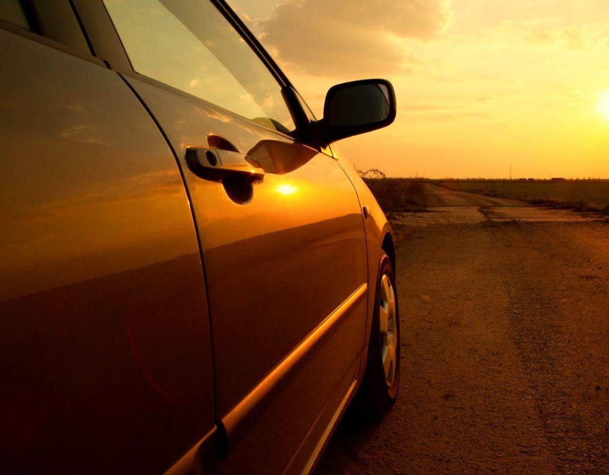 De fleste bilejere opdager først problemer med bilens aircondition i sommermånederne. Foto: Scanpix