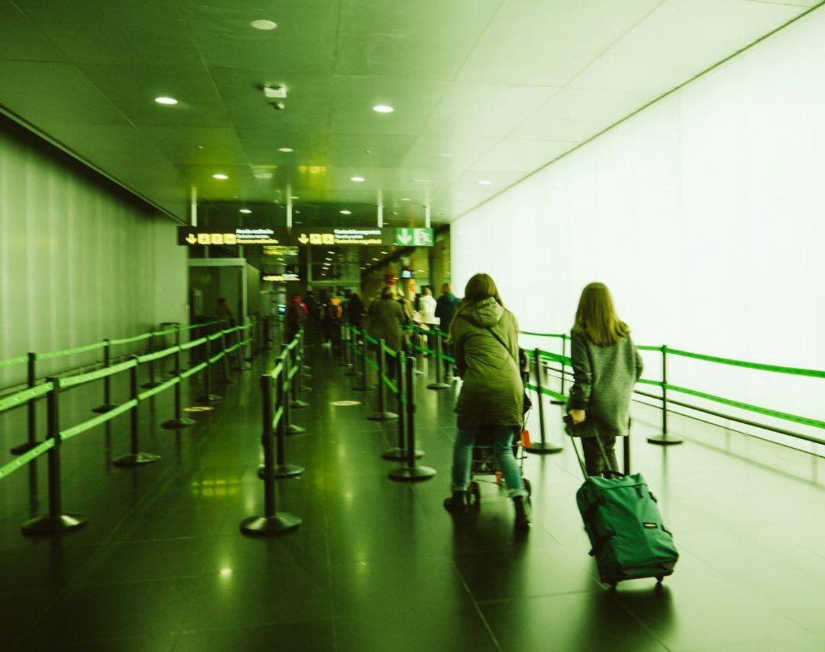 Syvendepladsen: Barcelona El Prat. (32  procent forsinkede fly) Kilde: Flypenge.dk. Arkivfoto.