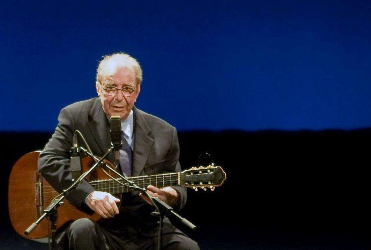 Her ses han ved en koncert i 2008 i hjemlandet Brasilien. Foto: Scanpix
