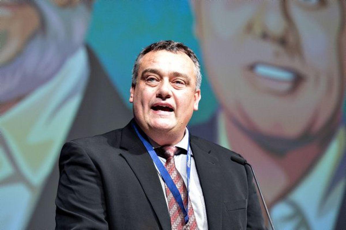 Jørn Dohrmann er tidligere medlem af Europa-Parlamentet. Det betød, at Dohrmann grundet en immunitet ikke kunne retsforfølges. Denne immunitet blev dog ophævet i marts i år. (Arkivfoto) Foto: Henning Bagger/Scanpix