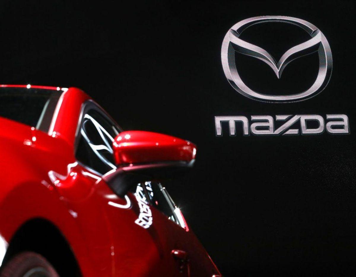 Flere hundrede Mazda 3 tilbagekaldes, fordi de har for løse hjulmøtrikker. Det drejer sig om modeller produceret i perioden 25. september 2018 og 19. april 2019. Foto: Scanpix