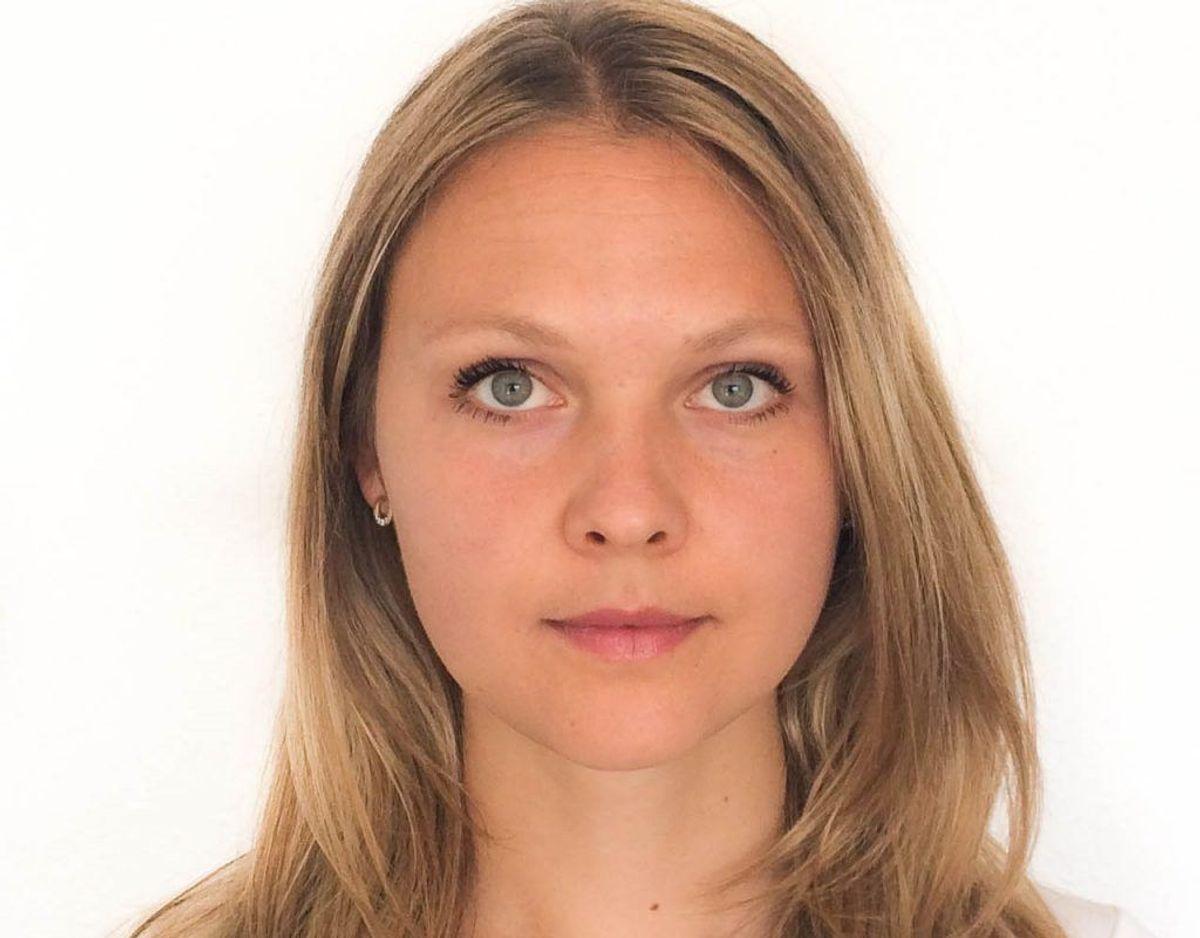 Laura Kverneland, medstifter af Læger Formidler, arbejder med sine kolleger i foreningen for, at læger bliver bedre til at tale et sprog, deres patienter kan forstå. Pressefoto.