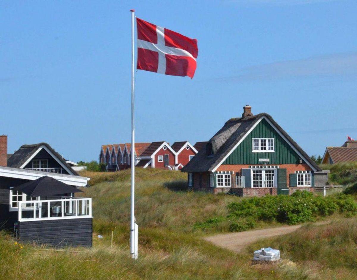 Hvis man skal i sommerhus, så vil man opleve at rute 237 mellem Hornbæk og Tisvildeleje er en af ruterne med risiko for kødannelse. Foto: Colourbox