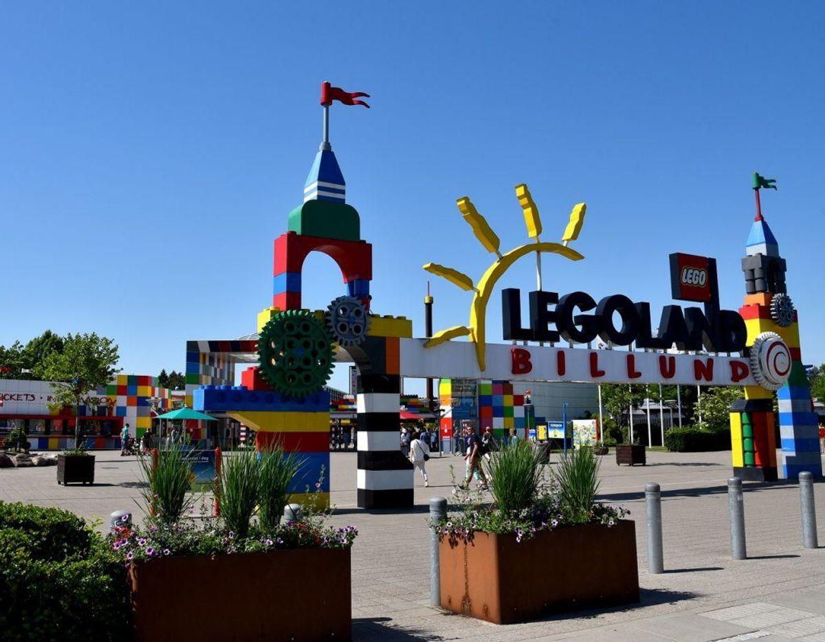 Legoland har i dag torsdag præsenteret deres 2020 nyhed. Der er tale om en investering på hele 100. millioner kroner.  Klik videre for flere oplysninger og billeder. Foto: Legoland.