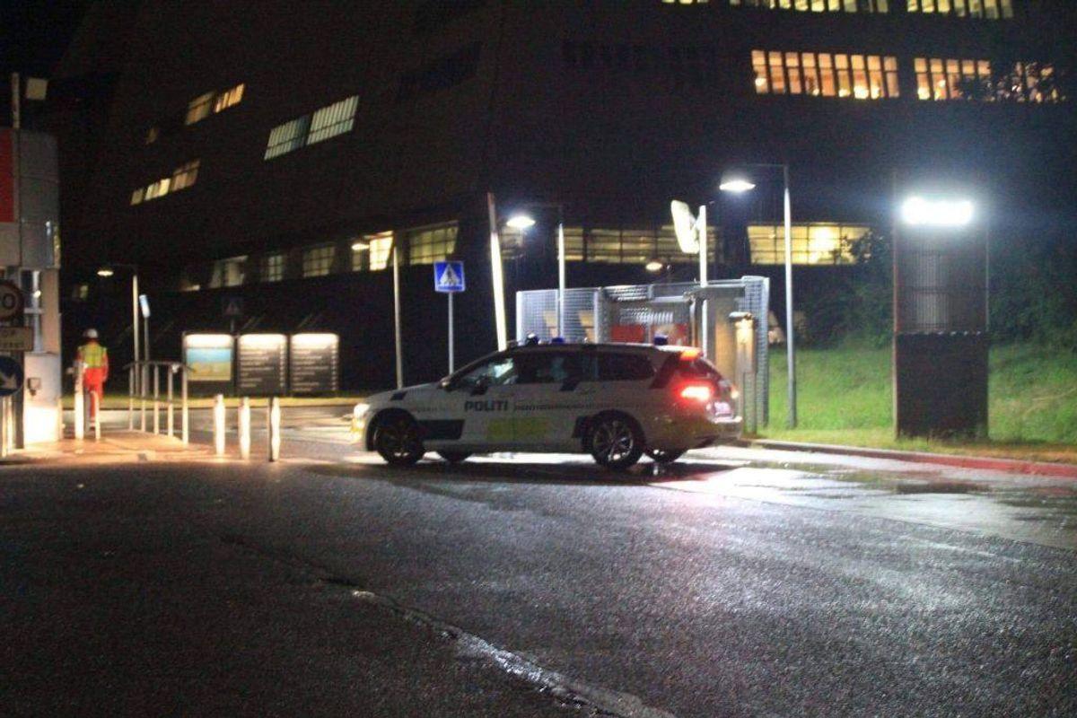 To personer druknede ved ulykken. KLIK FOR FLERE BILLEDER. Foto: Presse-fotos.dk