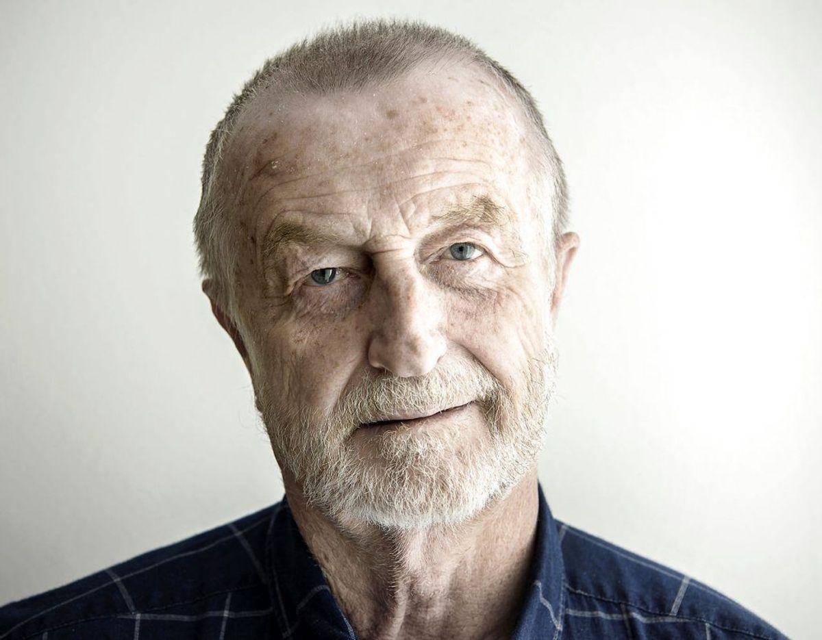Lars Larsens navn og ansigt er kendt over hele Danmark. Han er Jysks ejer og har været reklamesøjle for virksomheden i årevis. Foto: Scanpix.