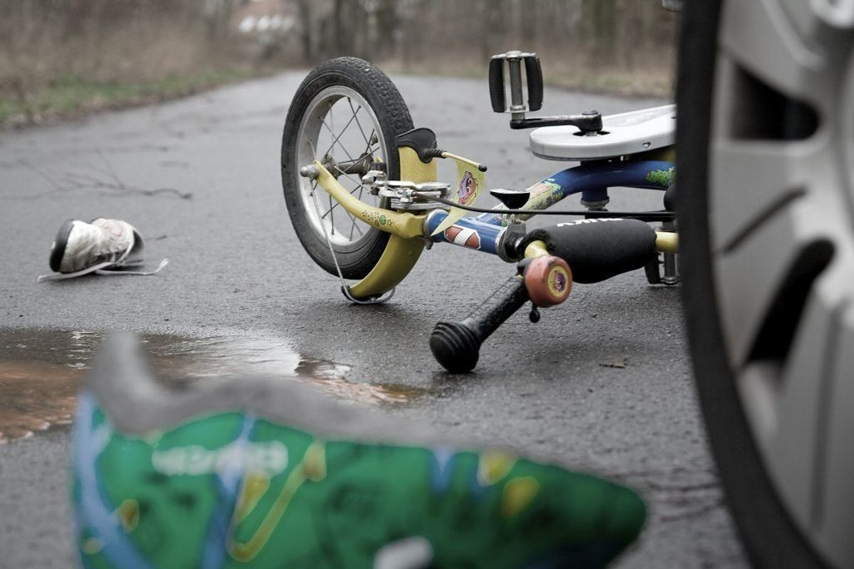Det kan være dødsensfarligt at være cyklist i trafikken. KLIK VIDERE OG FÅ GODE RÅD TIL AT UNDGÅ ULYKKER. Foto: Scanpix