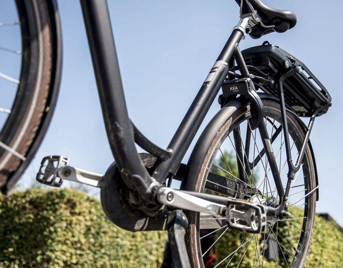 Der findes ikke en entydig forklaring på, hvorfor så mange el-cyklister kommer til skade i trafikken. Foto: Scanpix.