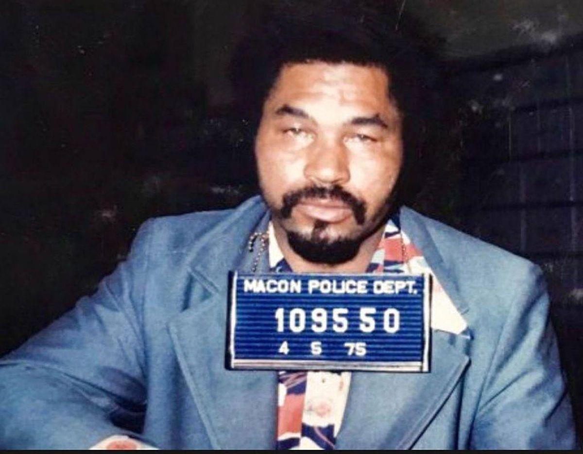 Sådan så Samuel Little ud i forbindelse med en anholdelse i 1975. Foto: Macon Police Department/FBI/Backgrid UK/Scanpix.