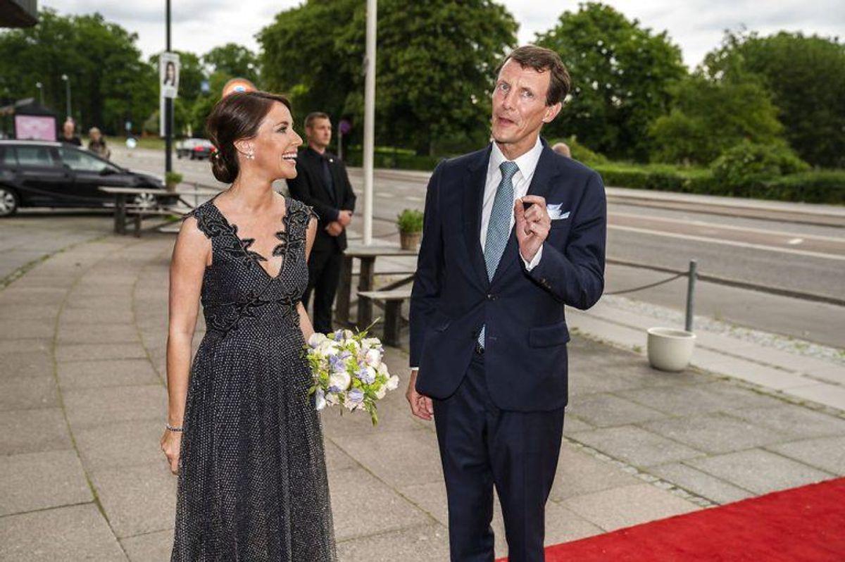 Prins Joachim fylder 50 år. Her ses han til en koncert, hvor han blev fejret. KLIK VIDERE FOR FLERE BILLEDER AF PRINSENS LIV. Foto: Scanpix