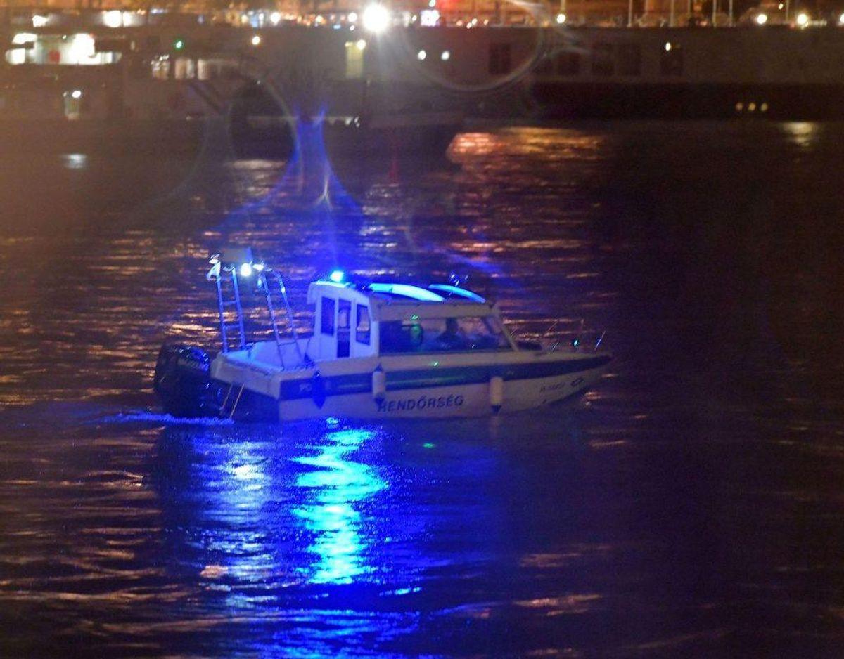 Ulykken skete onsdag aften. Foto: GERGELY BESENYEI/Ritzau Scanpix. KLIK for mere.