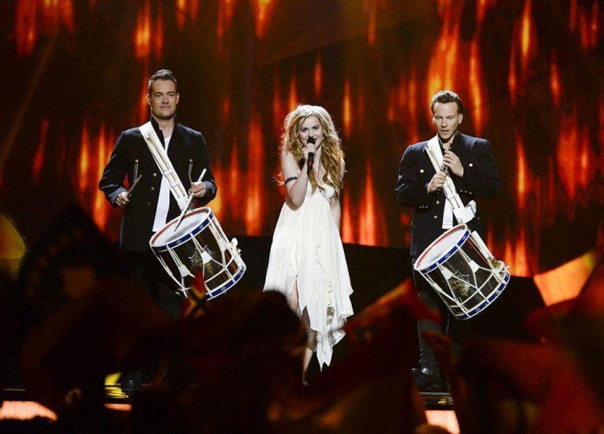 Emmelie de Forest var den seneste dansker til at vinde Eurovisiom. Det gjorde hun i 2013 med 'Only Teardrops'. Foto: Scanpix