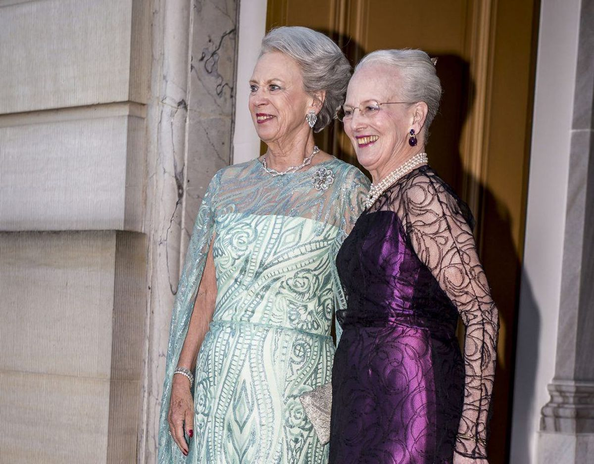 Som dronningens søster vil de tvære nærliggende, at Benedikte bliver rigsforstander i det tilfælde, at både regent og kronprins er ude af landet. Foto: Scanpix