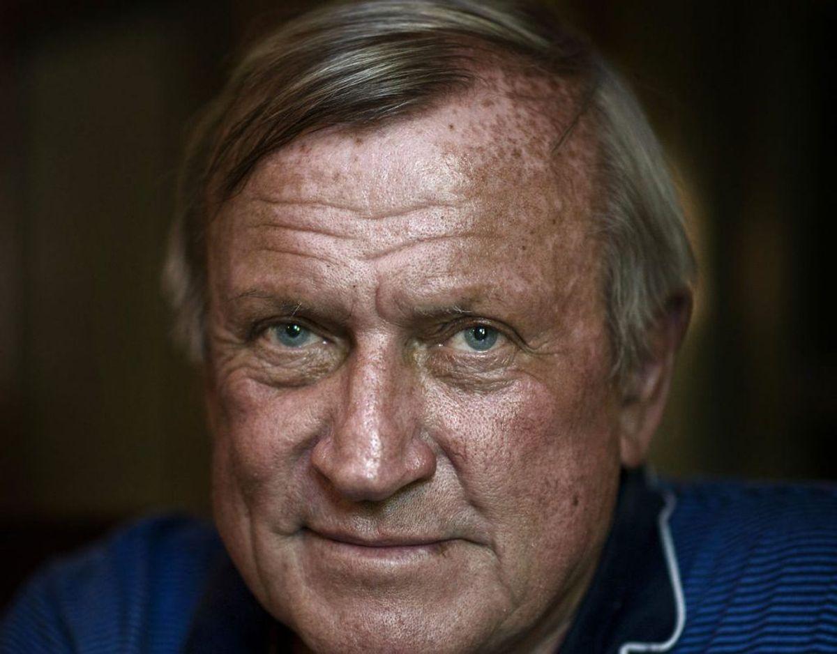 Tidligere Farum-borgmester Peter Brixtofte modtog stort set samtidig med sin fængselsdom beskeden om at levere sit ridderkors tilbage. (Foto: Scanpix)