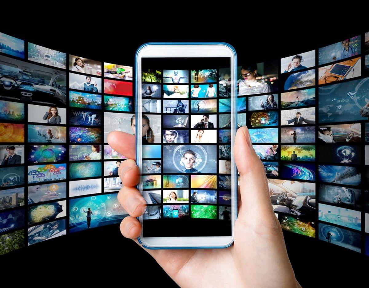 Hvis du ser mange videoer på YouTube eller Safari, så vil du opleve, at batteriet er væk ganske hurtigt. Foto: Scanpix