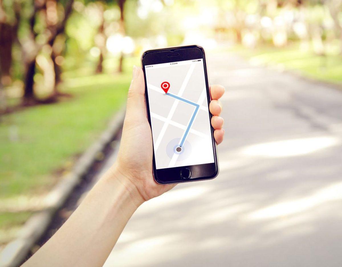 Der kan være en idé i at se, hvilken kort-apps som bruger mindst strøm. De sluger nemlig værdifuld batteri-tid. Foto: Scanpix