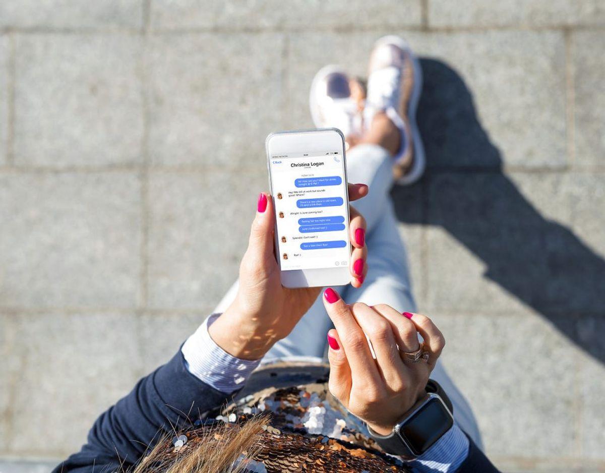Hvis du bruger meget tid på Messenger-appen, så skal du måske slette den. Strømmen forsvinder. Foto: Scanpix