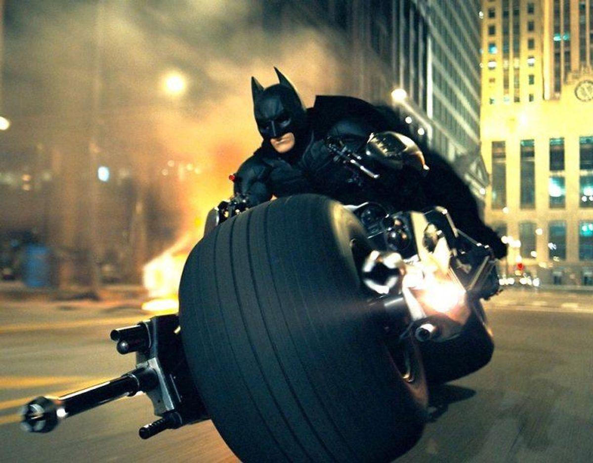 "203.116 konti brugte ""batman"". Foto: Scanpix/Warner Bros. Pictures."