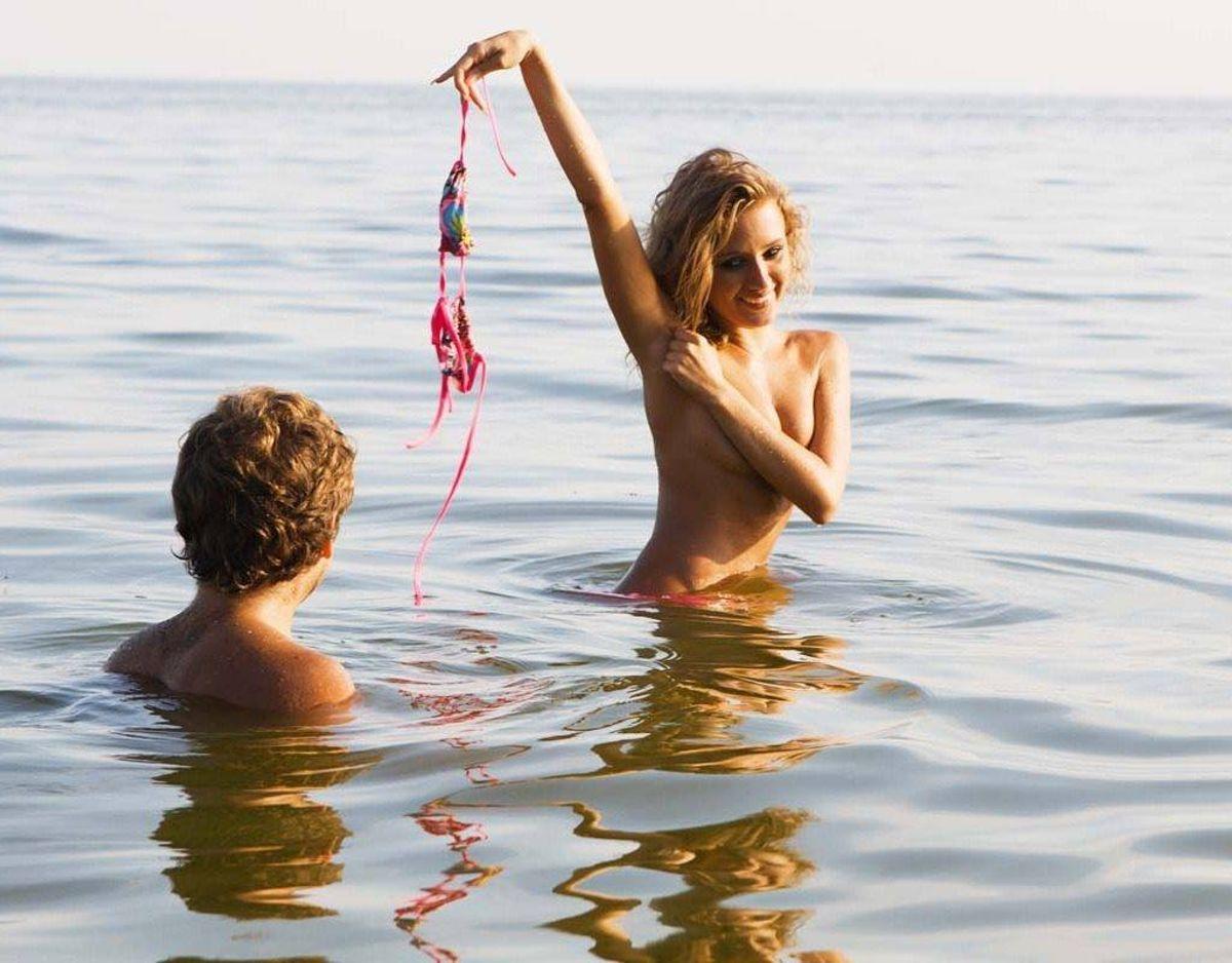 Juli: Der står mere badning på programmet – juli fortsætter nemlig med masser af sol med muligheder for sommerdage med temperaturer over 25 grader.