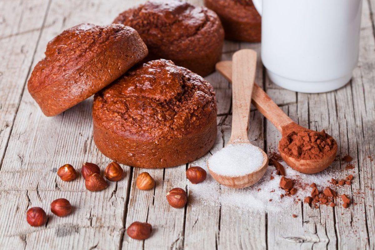 Problem: Choco Cups med udeklarerede allergener Hvilken fødevare: Choco Cups – peanut butter & cookies Nettovægt: 40 gram. Holdbarhedsdato: 11.02.2020. EAN-stregkode: 5902581685452. Udeklarerede allergener: Jordnødder, mælk, hvedemel og soja. Hvilken fødevare: Choco Cups – caramel brownie Nettovægt: 40 gram. Holdbarhedsdato: 13.02.2020. EAN-stregkode: 5902581685438. Udeklarerede allergener: Mælk og soja. Solgt i: Netto butikker i hele landet.