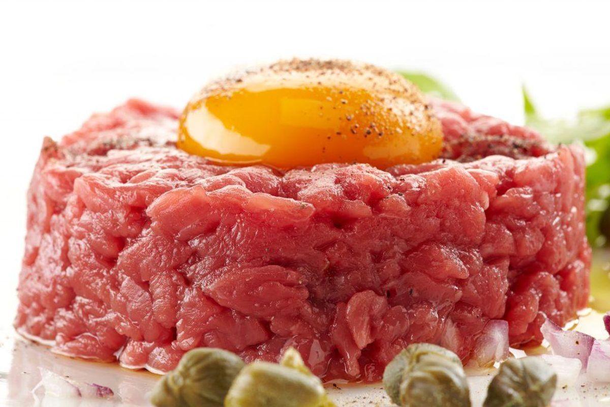 Problem: Salmonella Hvilken fødevare: Coop Tatar, hakket kød, under 6% fedt, 180 g Produceret 18.03.2019 Sidste anvendelsesdag 22.03.2019 EAN nr.: 5700384134074 Solgt hvor: Irma, Superbrugsen og Kvickly landet over.