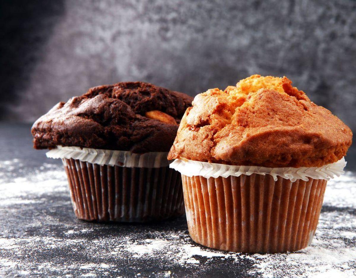 Papirforme til muffins, cupcakes og lignende kan indeholde fluorerede stoffer. Foto: Scanpix