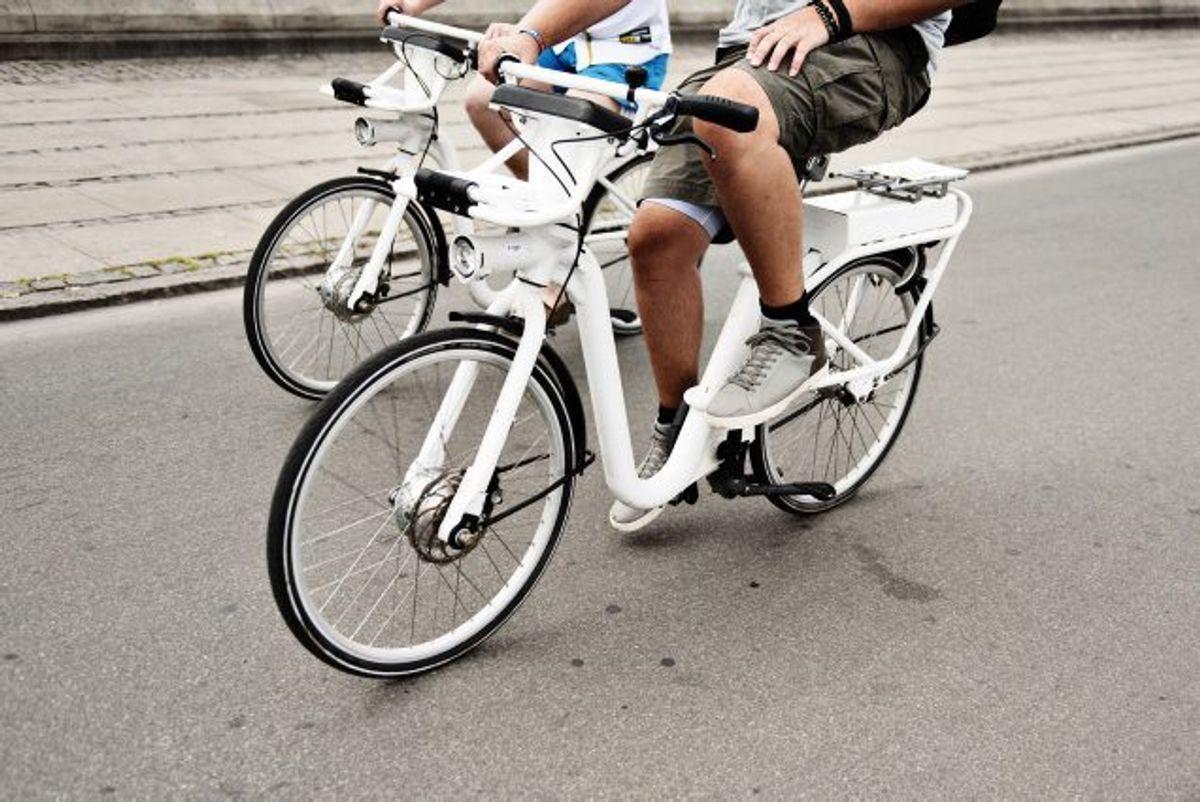 I slutningen af 2018 blev en ny, hurtig type af elcykel nemmere at få fat på i Danmark. Foto: Mathias Løvgreen Bojesen/Scanpix. KLIK VIDERE OG LÆS OM FLERE NYE LOVE DER BLEV INDFØRT VED ÅRSSKIFTET.