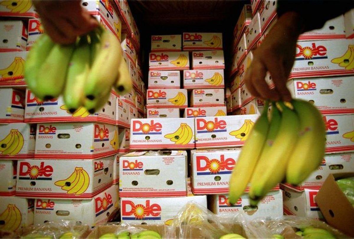 Bananaer er rig på vitamin B6. Det hjælper blandt andet gravide med at udvikle barnets hjerne. Foto: Scanpix