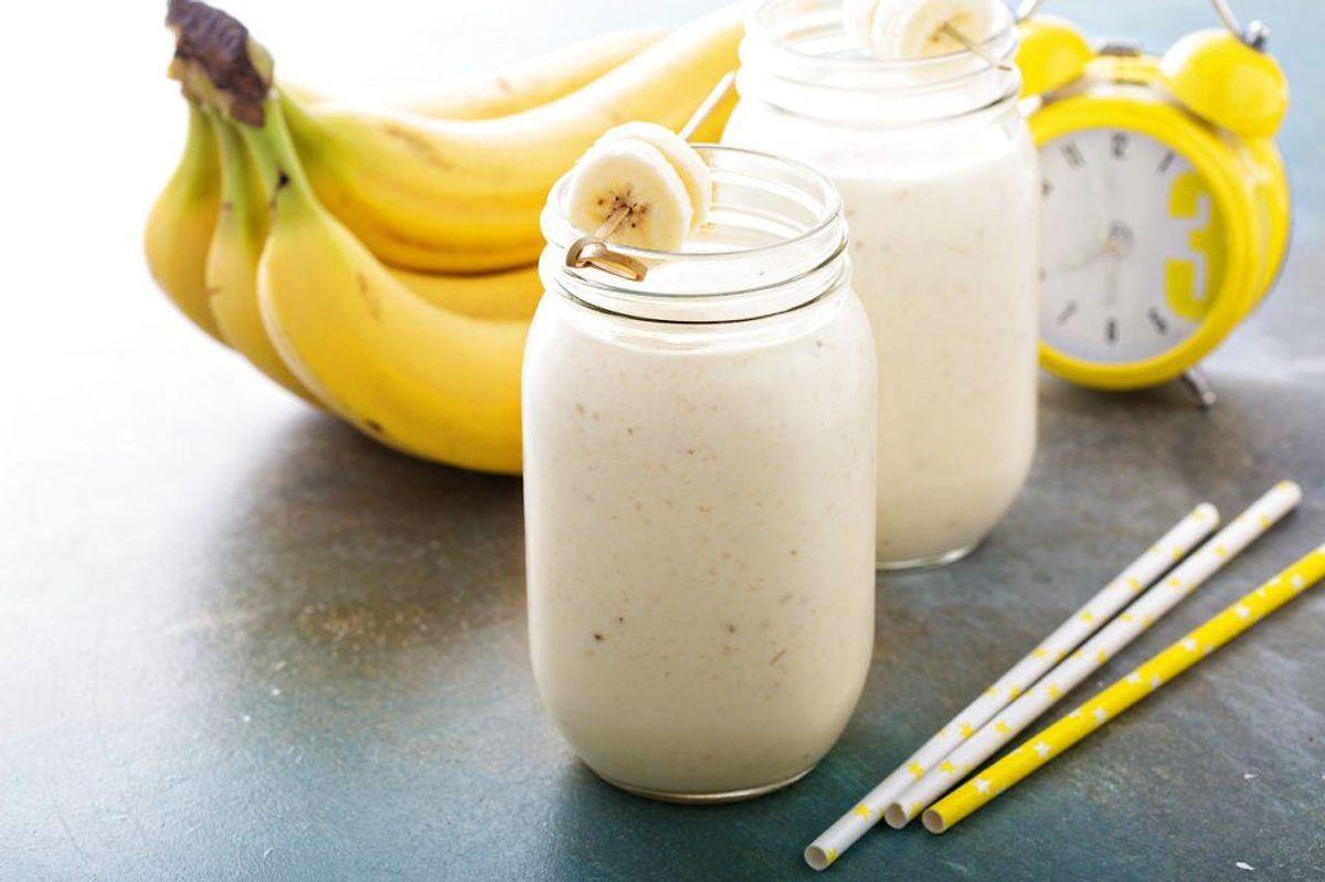 Hvis du spiser bananer efter træning, så hjælper det også i restitutionsprocessen. Foto: Scanpix