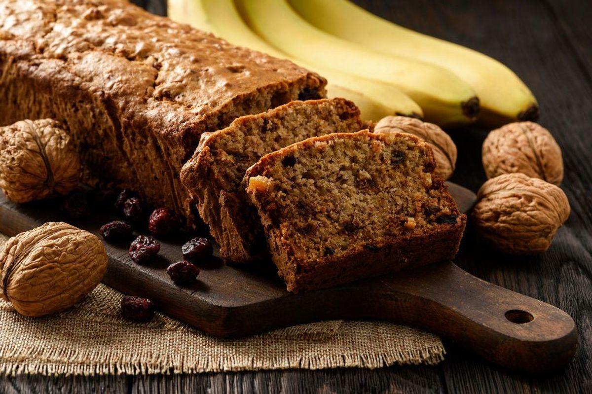 Bananer kan bruges til at erstatte sukker i bagning. Foto: Scanpix