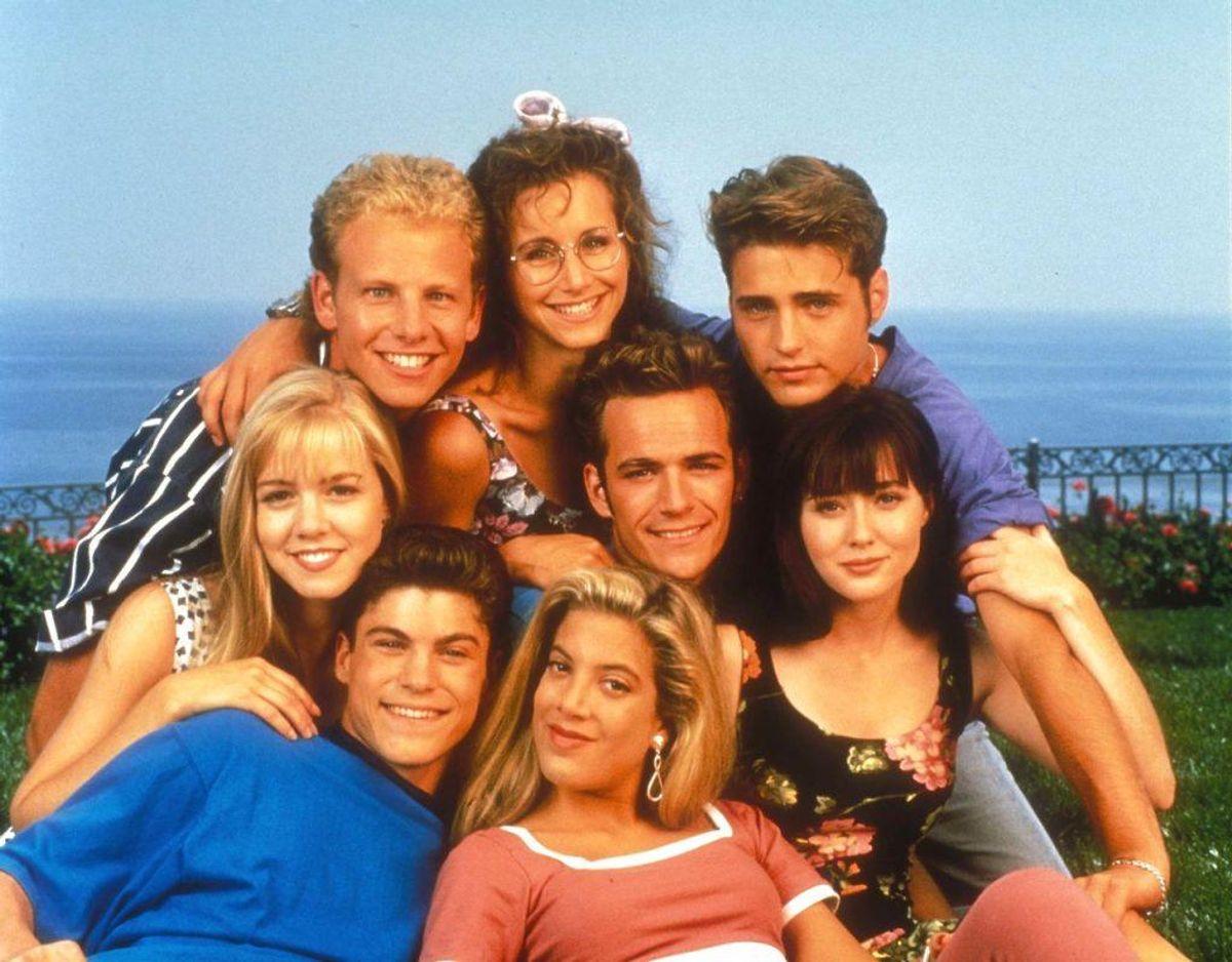 Få dage efter Luke Perrys død er endnu en kendt skuespiller fra Beverly Hills 90210 gået bort. KLIK VIDERE OG SE HVEM VI DENNE GANG HAR MISTET. Arkivfoto: Scanpix.