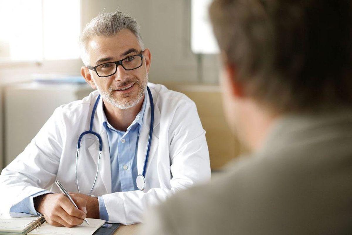 Oplever du blodmangel, vægttab eller feber i langtid, så bør du søge læge. Foto: Scanpix