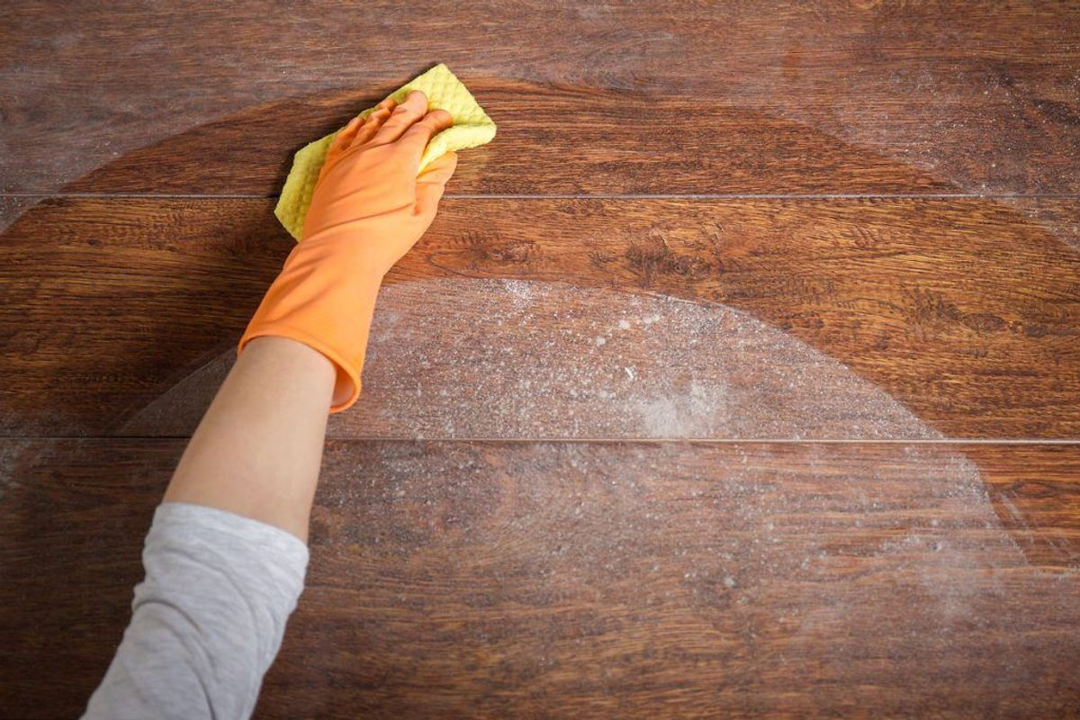 Hvis du ser stakkevis af støv i hjemmet, så skal du nok svinge pisken og få gjort rent. KLIK VIDERE OG SE DE MANGE TRICKS TIL GOD RENGØRING. Foto: Scanpix