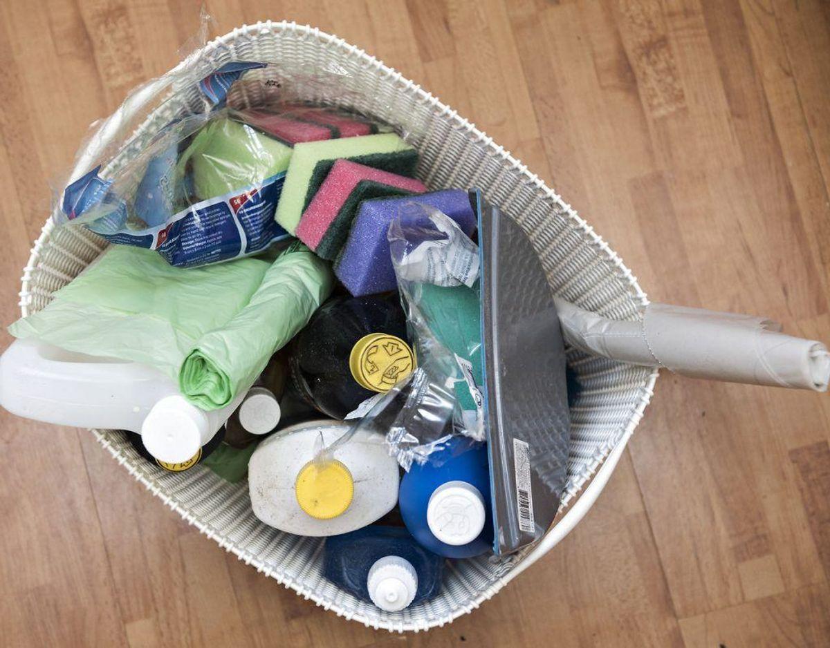 Det er vigtigt, at du gør rent i dit hjem ugentligt. Foto: Kristian Djurhuus/Scanpix. KLIK VIDERE OG FÅ GODE RÅD TIL ET RENT HJEM.