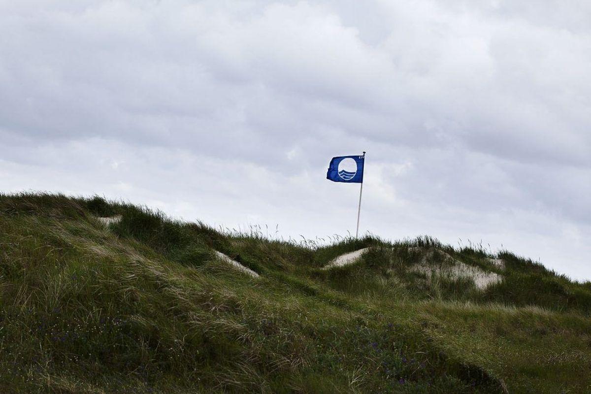 Rømø er mest kendt for de lækre strande, men nu mangler politiet altså hjælp. Foto: Scanpix