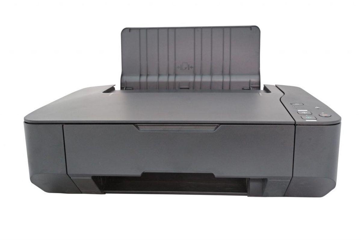 Printere, fax og kopimaskner. Foto: Colourbox.