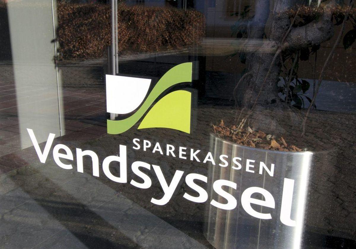 Sparekasen Vendsyssel: 389 kunder. Foto: Colourbox.
