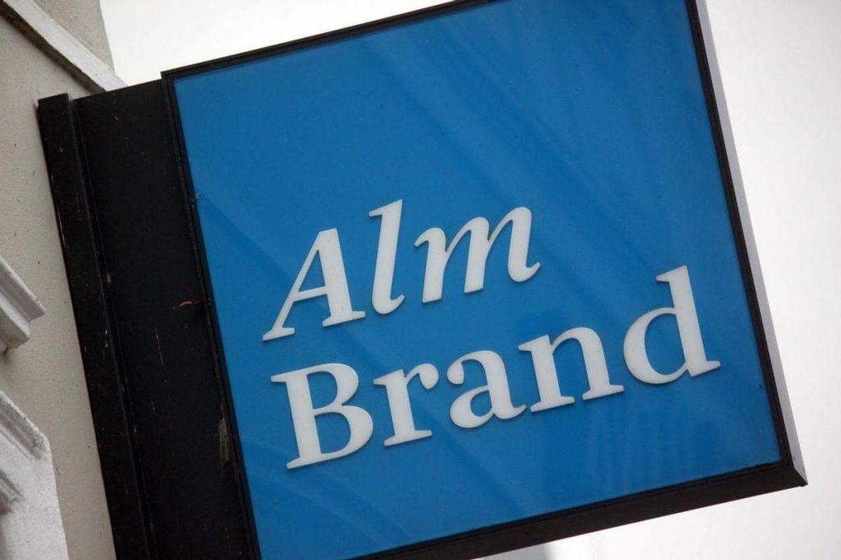 Alm. Brand Bank: 1.847. Foto: Elo Christoffersen.