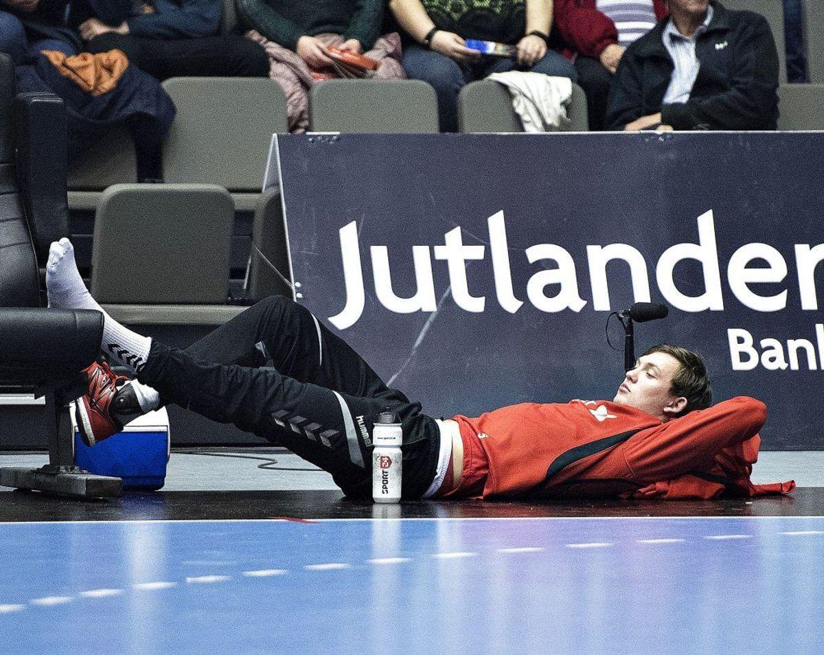 Jutlander Bank kan skrive 2.327 nye kunder i kartoteket. (foto: Henning Bagger/Scanpix2016)