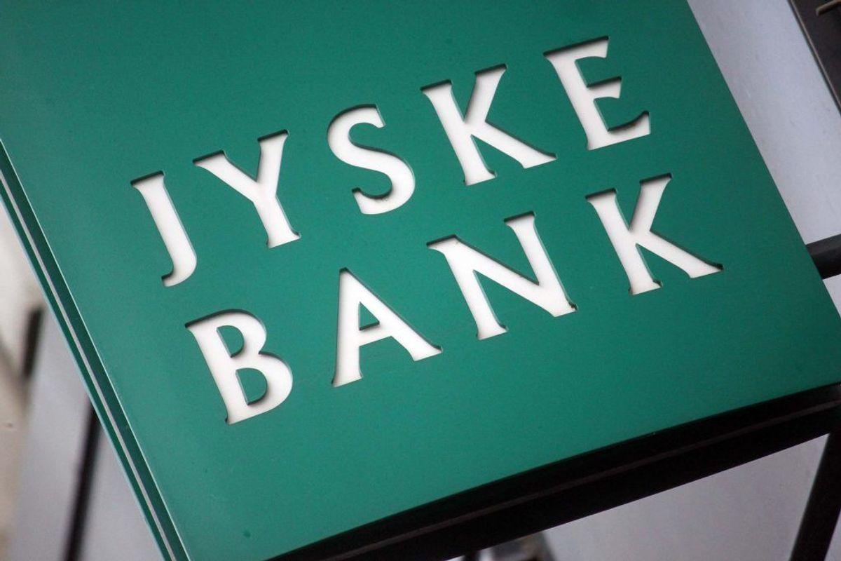 Jyske Bank: 2.807. Foto: Elo Christoffersen.