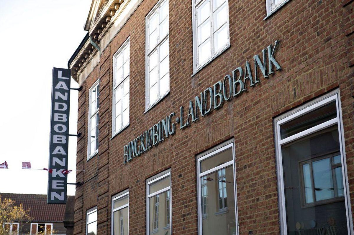 Ringkjøbing Landbobank: 3.579. Foto: Henning Bagger/Scanpix.