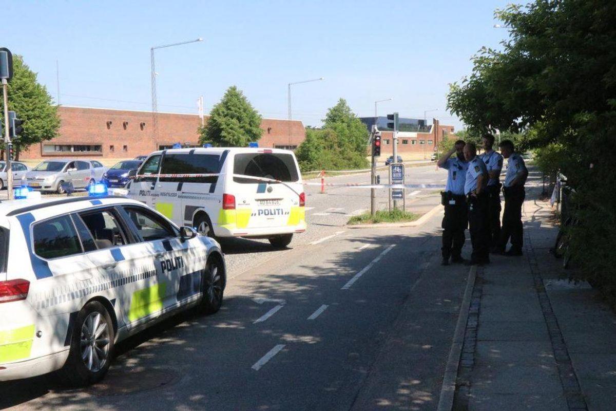Onsdag blev en 32-årig mand idømt 30 dages fængsel for uagtsomt manddrab i maj 2018. Foto: Øxenholt Foto.