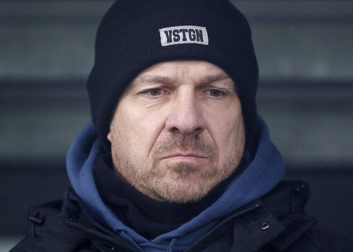 Brøndbys cheftræner Alexander Zorniger er blevet fyret. Foto: Jens Dresling.